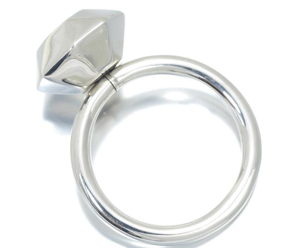 ティファニー キーリング ダイヤモンドモチーフ SV925