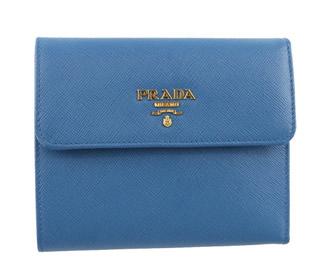 プラダ 三つ折り 財布 サフィアーノ 1M0170