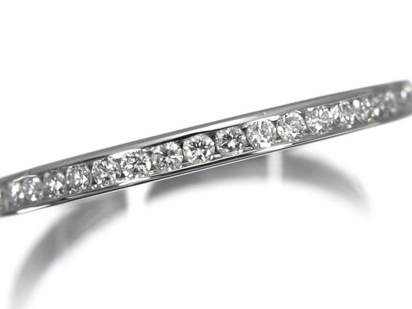 フレッド K18 ダイヤモンド ハーフエタニティ リング