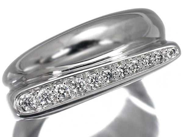 フレッド サクセス K18 ダイヤモンド リング