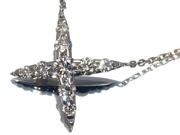 カシケイ ネイキッド ダイヤモンド 0.50ct K18ネックレス