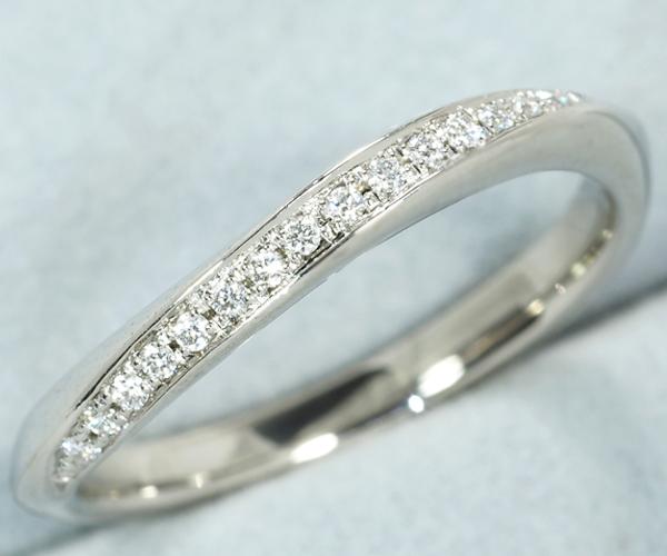 4℃ ヨンドシー リング ダイヤモンド 8.5号 Pt995