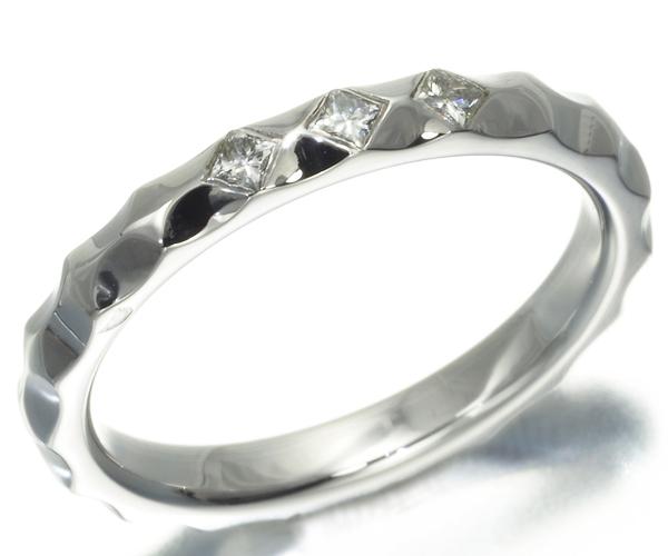 ルイヴィトン リング ダイヤモンド アリアンス モノグラム アンフィニ K18WG
