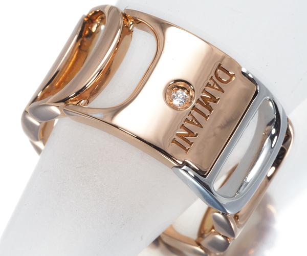 ダミアーニ リング ダイヤモンド ダミアニッシマ 13.5号 K18PG/WG