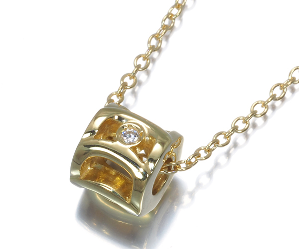 ダミアーニ ネックレス ダイヤモンド ダミアニッシマ K18YG
