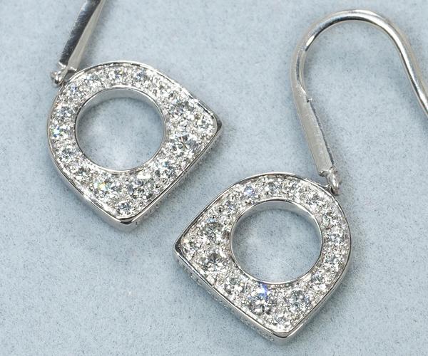 フレッド ピアス ダイヤモンド サクセス K18WG