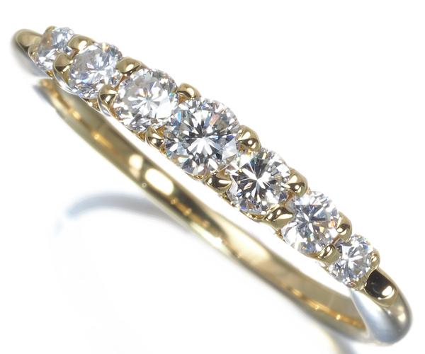 モニッケンダム リング ダイヤモンド 0.50ct K18YG
