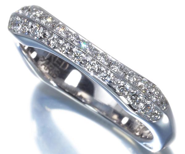 フレッド リング ダイヤモンド クードゥフードゥル 50号 K18WG
