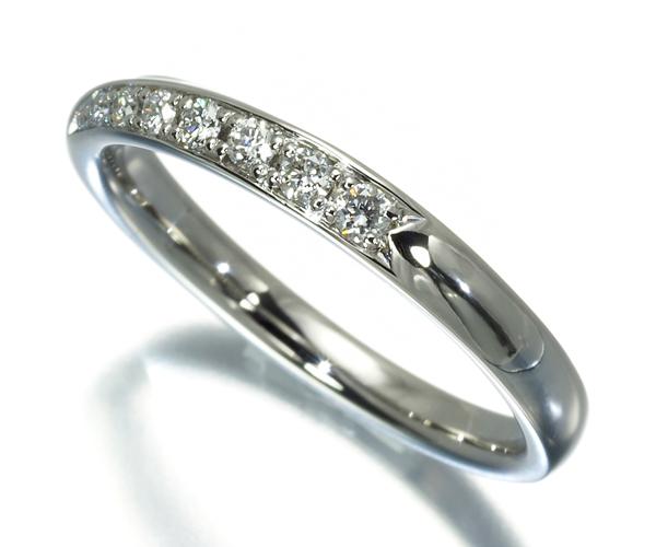 4℃ ヨンドシー リング ダイヤモンド 6.5号 Pt950