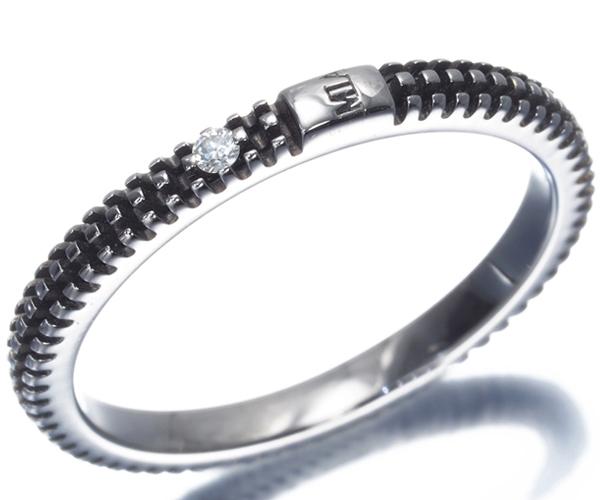 ダミアーニ リング ダイヤモンド メトロポリタンドリーム 16.5号 K18WG