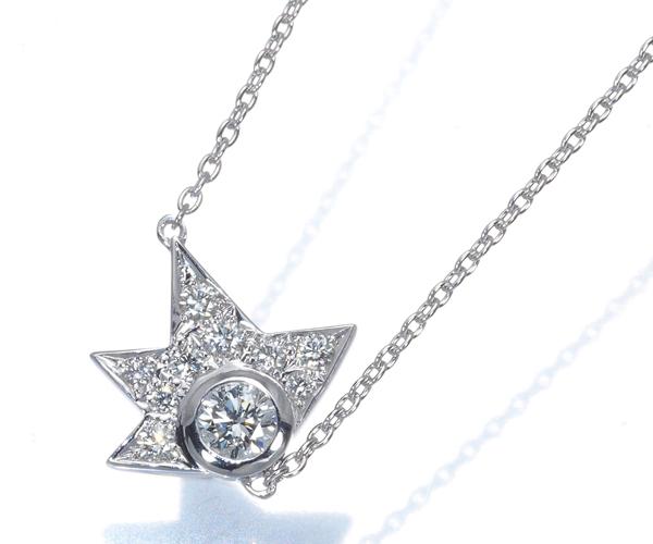 TASAKI タサキ ブレスレット ダイヤモンド 0.22ct コメット K18WG