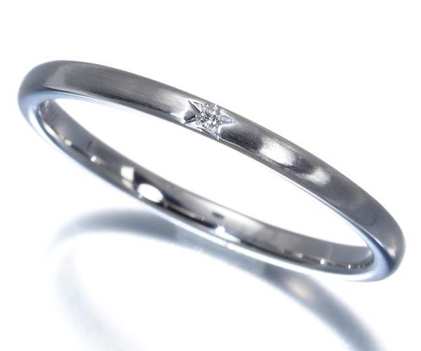 アーカー リング ダイヤモンド 12号 Pt900