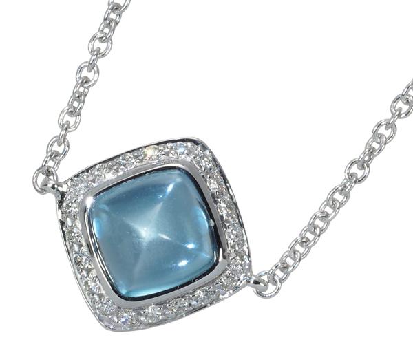 フレッド ブレスレット トパーズ ダイヤモンド パンドゥスークル K18WG
