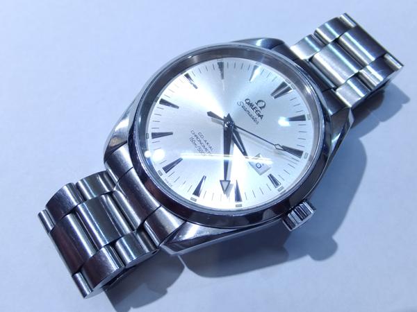 OMEGA  シーマスター  コーアクシャル  腕時計  メンズ