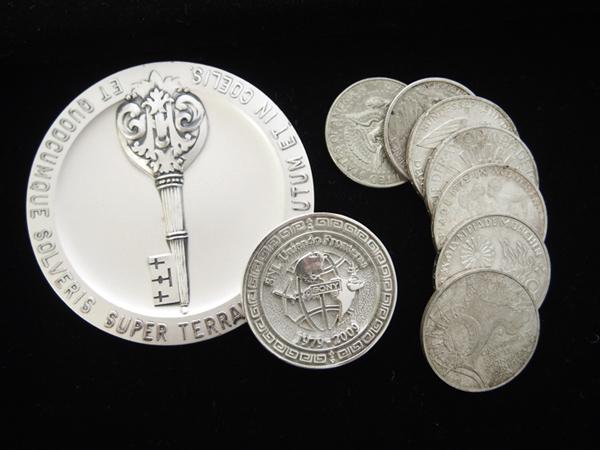 銀貨 シルバーコイン