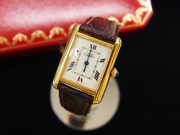 Cartier 時計