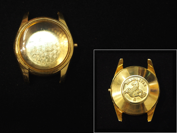 OMEGA 腕時計 K18YG