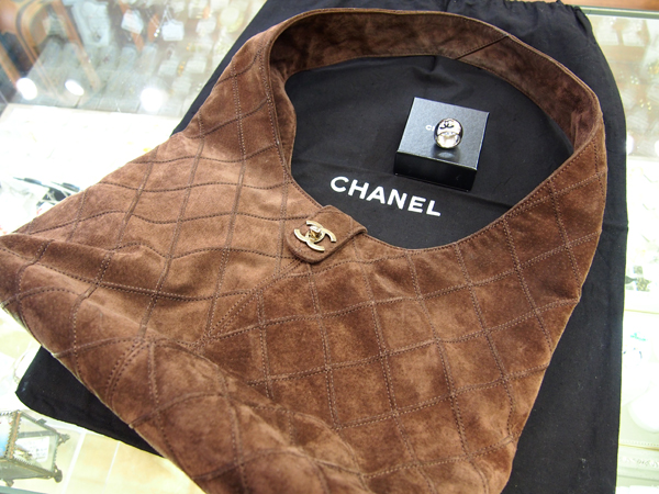 CHANEL  バッグ リング