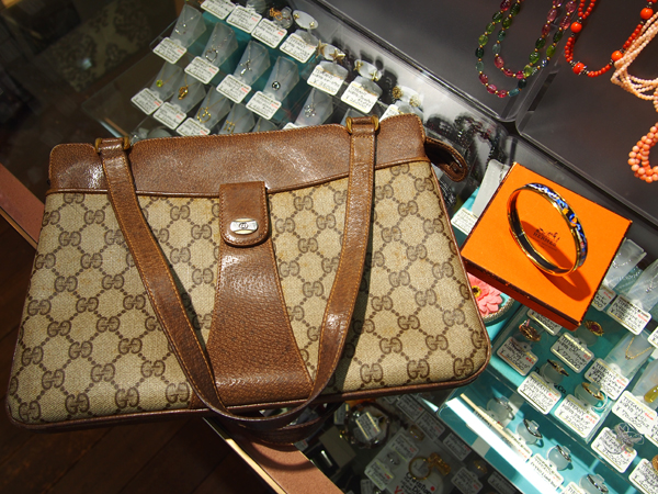 GUCCI  HERMES  バッグ