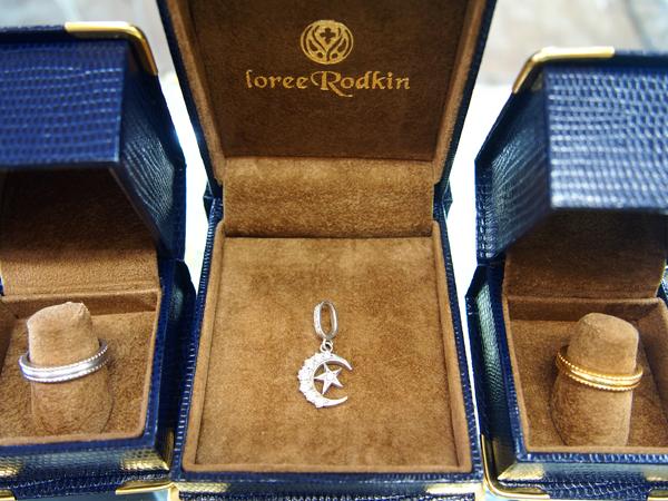 Loree Rodkin  ペンダントヘッド 指輪 計3点