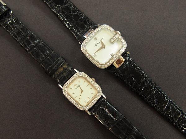 GUCCI  腕時計  クレドール