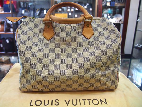 LOUIS VUITTON アズール スピーディ bag