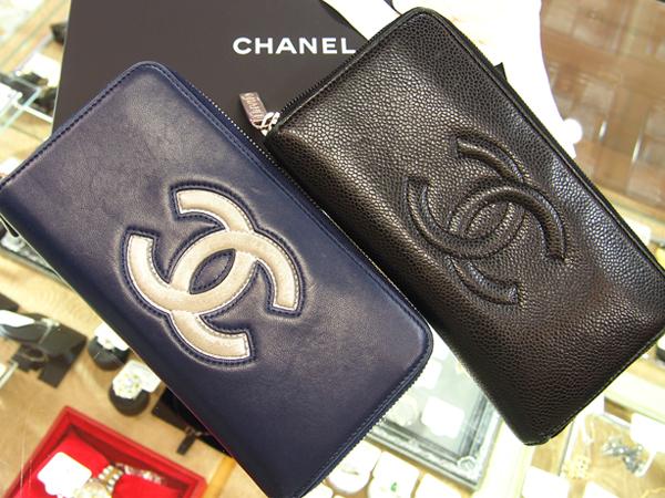 CHANEL 長財布