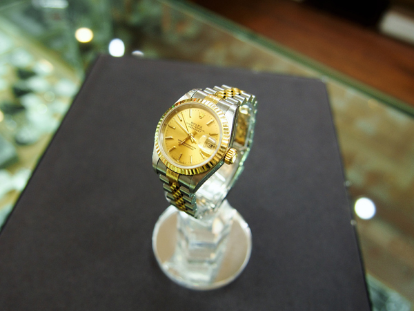 ロレックス デイトジャスト 腕時計