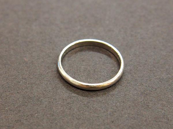 Cartier PT950 指輪
