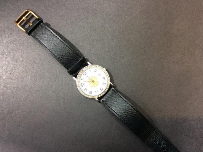 HERMES レディース 腕時計 セリエ