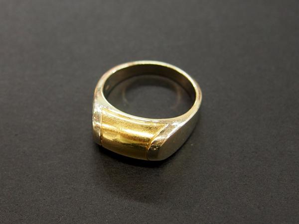 BVLGARI K18 トロンケット 指輪