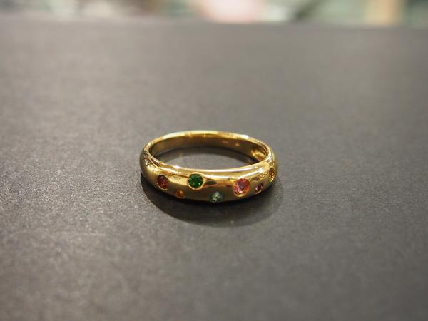 BeneBene K18 YG 指輪