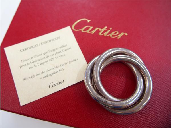 Cartier SV925 ガラガラ