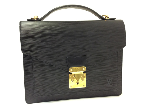Louis Vuitton エピ モンソーバッグ