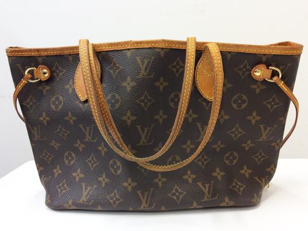 Louis Vuitton ネヴァーフル PMバッグ