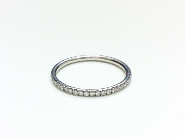HARRY WINSTON PT950 ダイヤ 指輪
