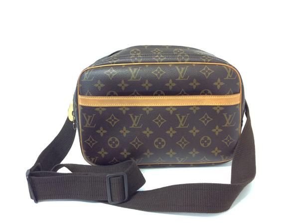 Louis Vuitton リポーターバッグ