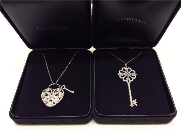 Tiffany & Co ネックレス