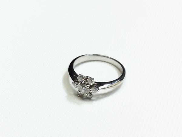 Tiffany & Co ダイヤ リング