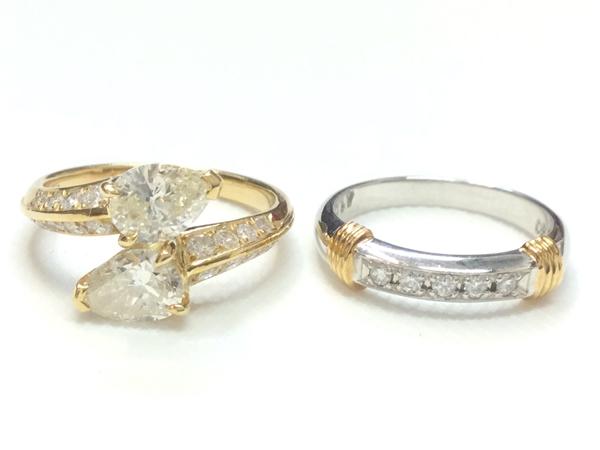 Dior / 平和堂 ダイヤリング