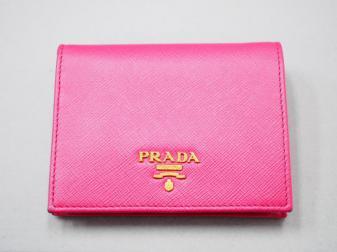 プラダ 財布  サフィアーノ 二つ折り