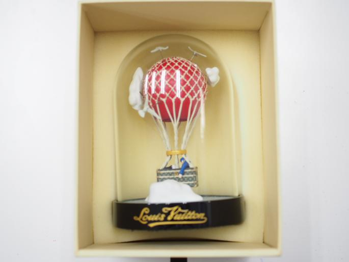 ルイヴィトン 置物 ノベルティ気球