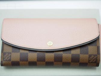 ルイヴィトン 財布 ダミエ ノルマンディ N61262