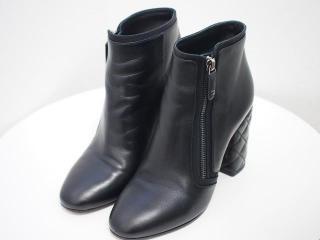 シャネル 靴 ブーツ