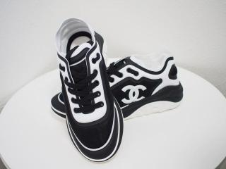 シャネル 靴 スニーカー