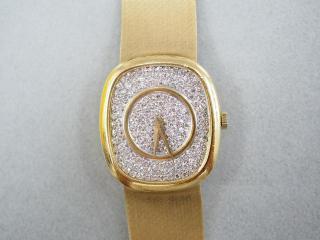 ショパール K18YG 57.0g 時計