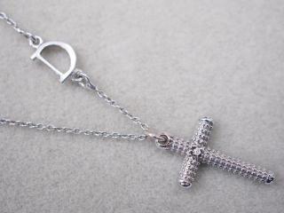ダミアーニ ネックレス K18WG 2.4g ダイヤ メトロポリタンドリーム