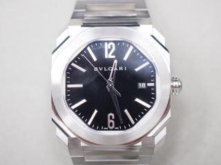 ブルガリ 時計 オクトソロテンポ BGO38S