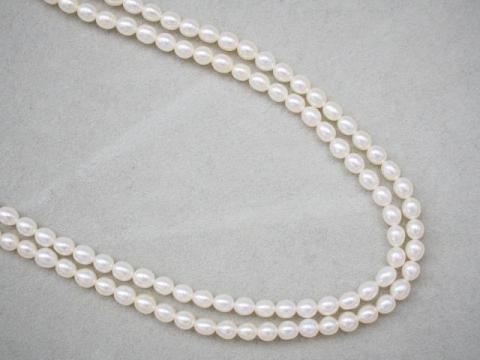 タサキ ネックレス K18YG 29.0g 淡水真珠