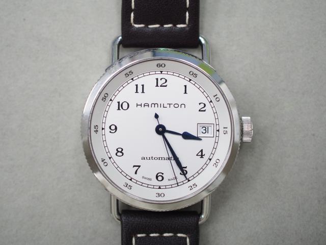 ハミルトン 時計